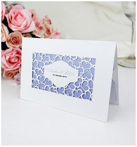 Svatební oznámení G2006