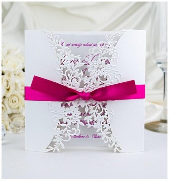 Svatební oznámení G2007C