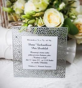 Svatební oznámení G2010