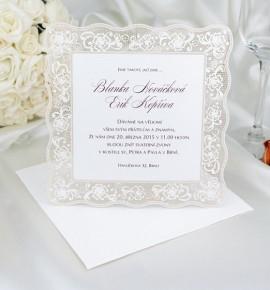 Svatební oznámení G2049