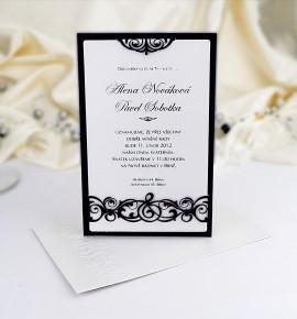 Svatební oznámení G901