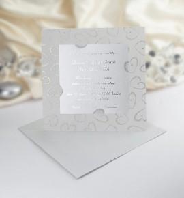Svatební oznámení G911
