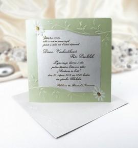 Svatební oznámení G925