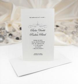 Svatební oznámení G927A