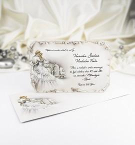 Svatební oznámení G945