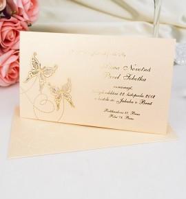 Svatební oznámení G967