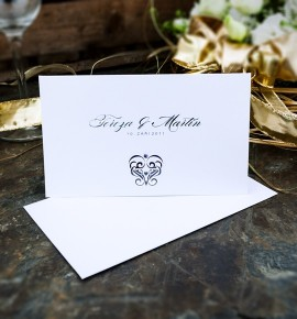 Svatební oznámení G969