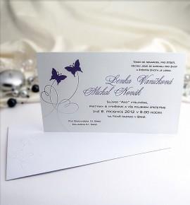 Svatební oznámení G970