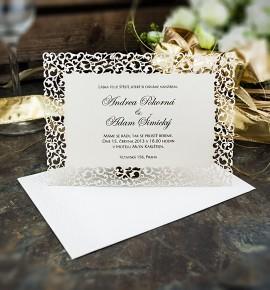 Svatební oznámení G977