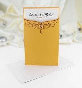 Svatební oznámení G980A
