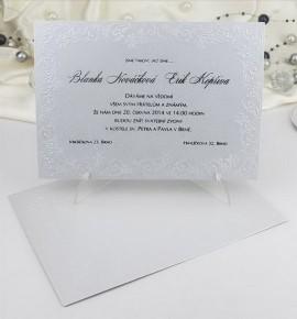 Svatební oznámení G990