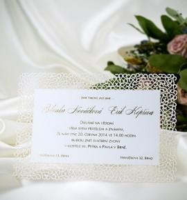 Svatební oznámení G991