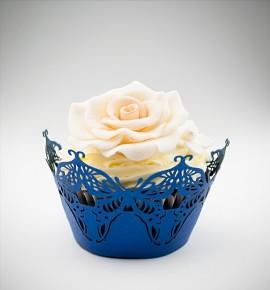 Svatební košíčky na cupcakes - CC1215