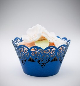 Svatební košíčky na cupcakes - CC1315