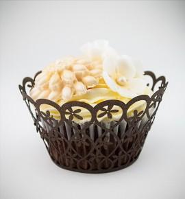 Svatební košíčky na cupcakes - CC2016