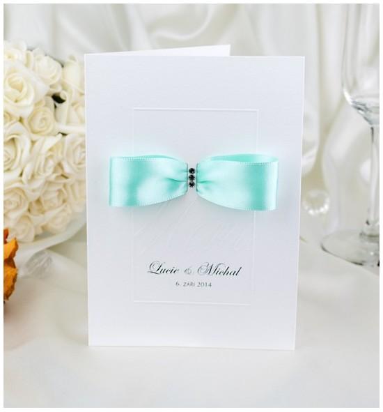Svatební menu M2024B