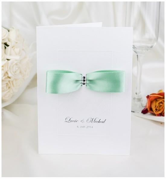 Svatební menu M2024C