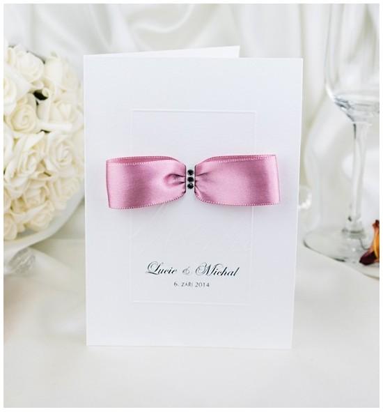 Svatební menu M2024E