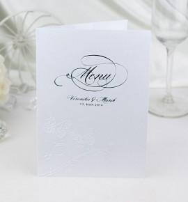 Svatební menu M2005B