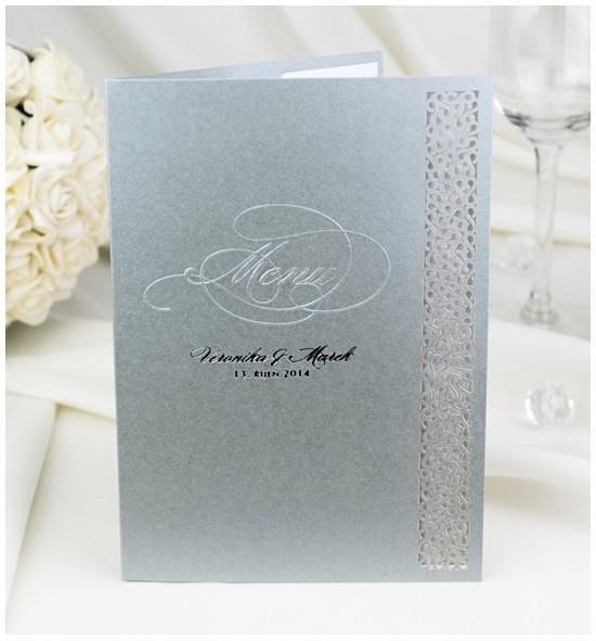 Svatební menu M2002