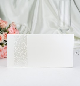 Svatební obálka OB949