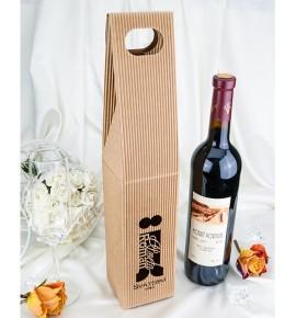 Krabice na svatební víno SKV0103 - jména