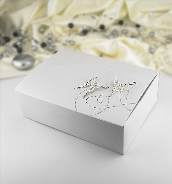 Svatební krabička na výslužku K202