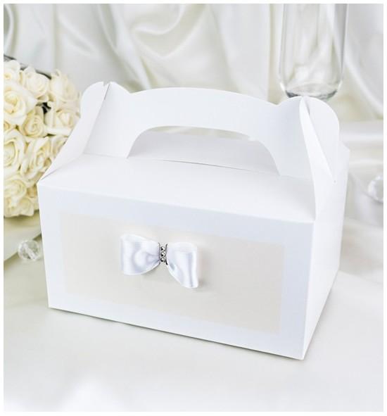 Svatební krabička na výslužku K2024A