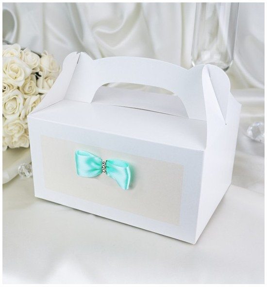 Svatební krabička na výslužku K2024B