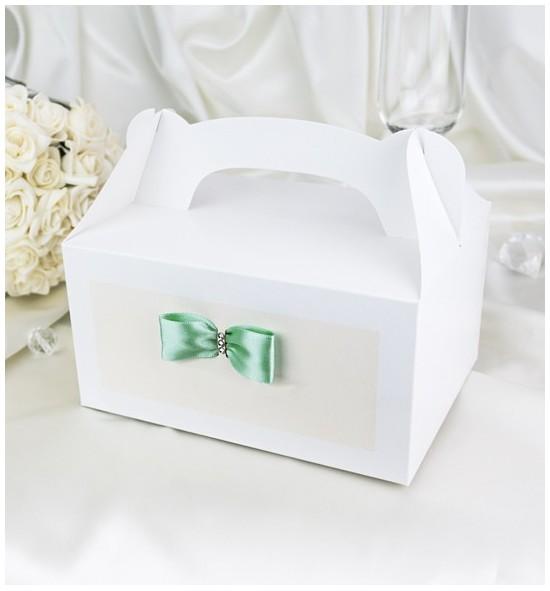 Svatební krabička na výslužku K2024C