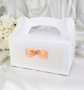 Svatební krabička na výslužku K2024D