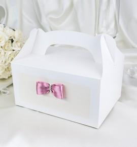 Svatební krabička na výslužku K2024E