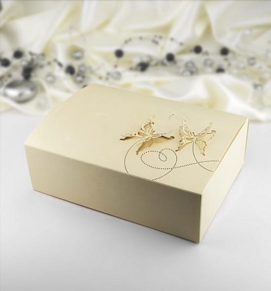 Svatební krabička na výslužku K203