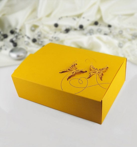 Svatební krabička na výslužku K204