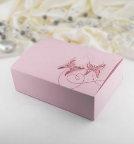 Svatební krabička na výslužku K205