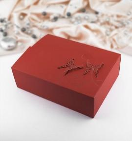 Svatební krabička na výslužku K206