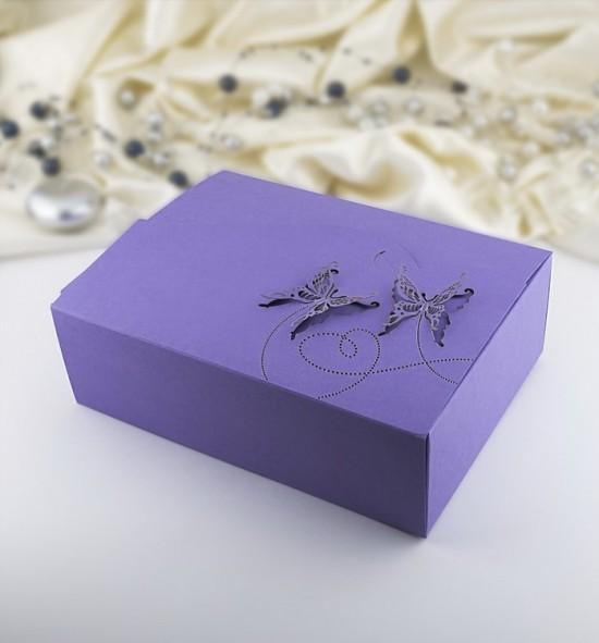 Svatební krabička na výslužku K207