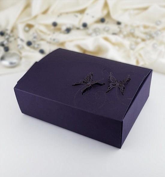 Svatební krabička na výslužku K208