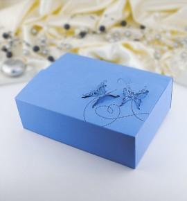 Svatební krabička na výslužku K209