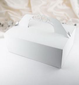 Svatební krabička na výslužku K501