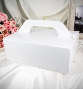Svatební krabička na výslužku K551