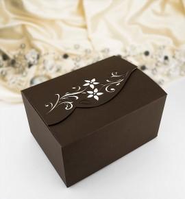 Svatební krabička na výslužku K712