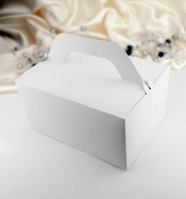 Svatební krabička na výslužku K801