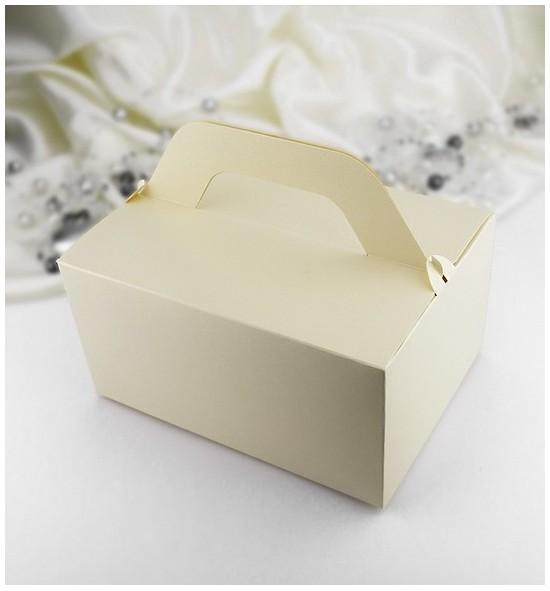 Svatební krabička na výslužku K803