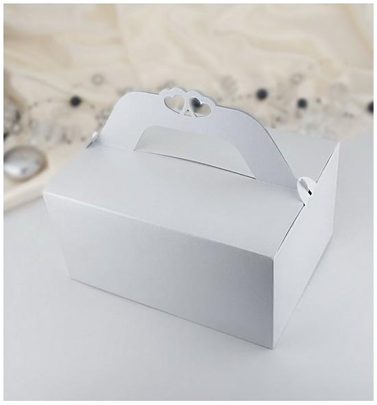 Svatební krabička na výslužku K902