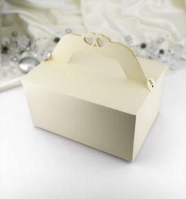 Svatební krabička na výslužku K903