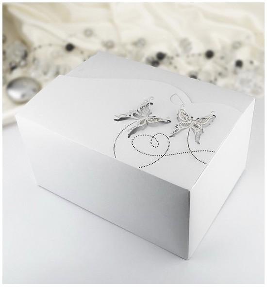Svatební krabička na výslužku K952