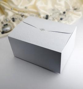 Svatební krabička na výslužku K962