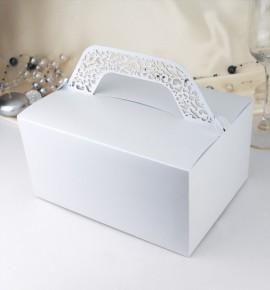 Svatební krabička na výslužku KK802