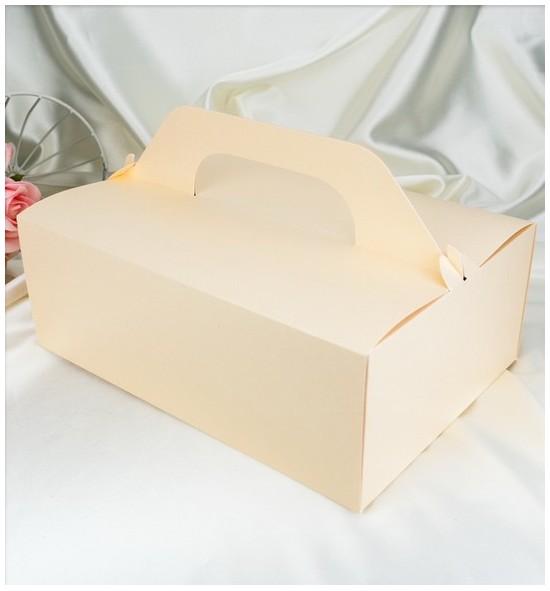 Svatební krabička na výslužku K553